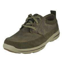 e8295bfc5169c Green Leather Casual Shoes for Men for sale | eBay