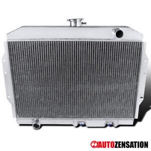71-74 AMC Matador 3-Row Core Replacement Racing Aluminum Cooling Radiator