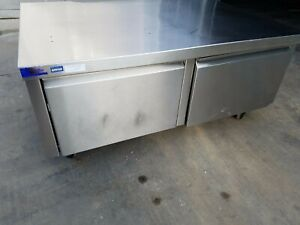All Stainless Equipment Stand with storage drawers