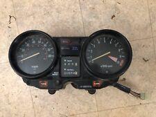 82 honda cb-650sc night hawk instruments  speedometer and  tachometer  ,
