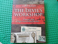 The Devil's Workshop A Memoir of the Nazi Counterfeiting Operation Hardcover DJ