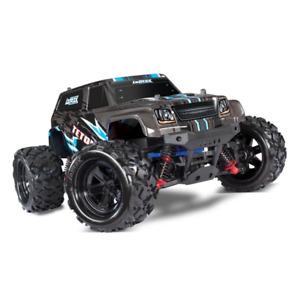 Traxxas 76054-1 LaTrax Teton 1/18 Scale 4WD RC Car (Black) Brand New