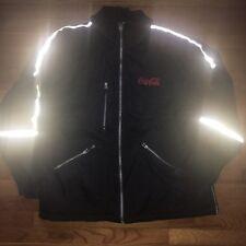 Tri-Mountain Large Reflective Logo Winter Jacket