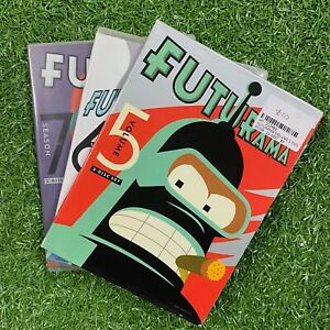 FUTURAMA : Various Seasons Available - DVD (Region 4 and 1)
