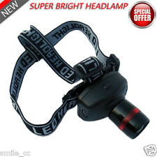 Super Bright CREE XML LED AAA Tactical Headlamp Flashlight Head Torch Lamp Light