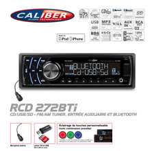 Autoradio / CD / MP3 / SD Bluetooth Caliber RCD272BTI