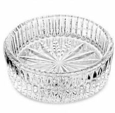Waterford Crystal Heritage Wine Bottle Coaster New # 159842