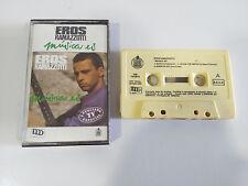 EROS RAMAZZOTTI MUSICA ES CINTA TAPE CASSETTE 1988 HISPAVOX SUNG IN SPANISH
