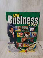 Soho Business 10 Pack Bonus Title Street Maps Pc Cd Rom Software