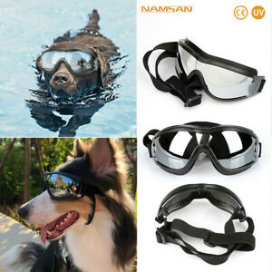 Dog Sunglasses Windproof Goggles Pet Eyewear Protection Glasses Husky Mastiff A1