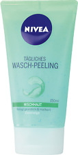 NIVEA Wash Peeling Daily for Mixed Skin 150ml/5.07fl oz - Skin Care from Germany