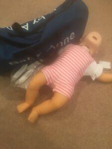 NEW - Laerdal Baby Anne CPR Manekin
