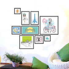Romantic Girl Photos Room Home Decor Removable Wall Stickers Decals Decoration