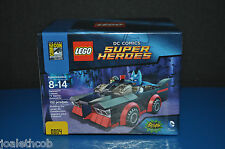 #004 LEGO SDCC COMIC CON 2014 BATMAN CLASSIC TV SERIES BATMOBILE NEW SEALED BOX