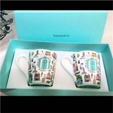 TIFFANY & co. 5TH Avenue pair mug 210 ml limited F/S JAPAN