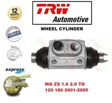 FOR MG ZS 1.6 2.0 TD 120 180 2001-2005 1x REAR AXLE WHEEL BRAKE CYLINDER