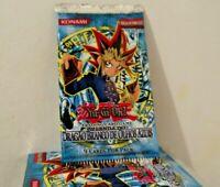 Konami YuGiOh 1st Edition Legend of Blue Eyes Booster Pack Portuguese