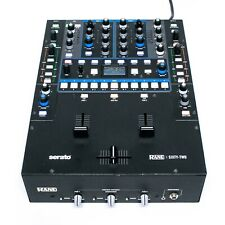 Rane Sixty-Two 62 2 Kanal DJ Battle Mixer für Serato USB Soundkarte