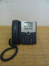Cisco SPA512G 1-Line IP Phone 2-Port Gigabit Ethernet Switch PoE LCD Display