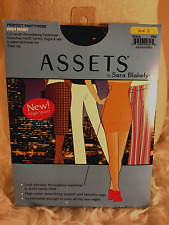 Spanx Assets  Perfect Black Pantyhose High Waist Size 2 Style 269 NWT