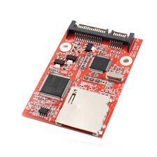 MMC SD SDHC a SATA 6,35 cm HDD Secure Digital Adattatore convertitore N3F2