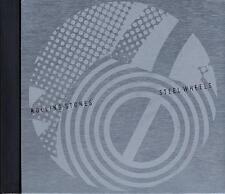 The Rolling Stones: Steel Wheels w/ Artwork & Steel Case MUSIC AUDIO CD Limited