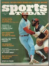 1973 (June) Sports Today Baseball Magazine, Dick Allen, Chicago White Sox ~ Fair