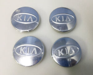 For Kia Ceed Forte Cerato Koup 2009-2012 OEM Wheel Center Hub Cap 4pc 529603F600