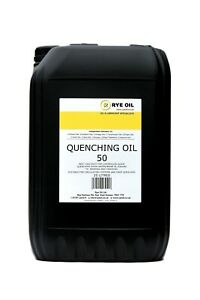 QUENCHING OIL 50 HARDENING 25 LITRE PARKS #50 ALTERNATIVE