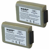 2-Pack 800mAh Replacement Phone Battery for Vtech 5800 Series Cordless Telephone
