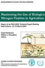 Maximising the Use of Biological Nitrogen Fixation in Agriculture 99 (2003,...