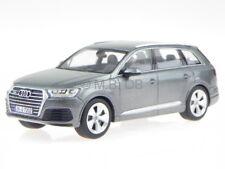 Audi Q7 Typ 4M 2015 graphit gris coche en miniatura Minimax 1:43
