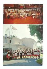 MIAMI FL Czechoslovaks Czech Social Club Vtg Postcard