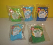 New 2001 Disney House of Mouse McDonald's Happy Meal Set w/ Daisy Donald Pluto