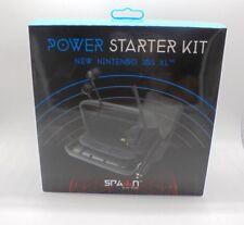 NEW - Power Starter Kit - New Nintendo 3DS XL - N3DSK0