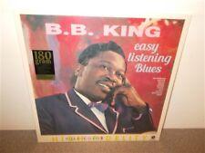 * B.B. King . Easy Listening Blues . 180 Gr. New Sealed . Jazz . LP