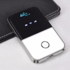 UK Unlocked 4G LTE Mobile Broadband WiFi Wireless Router Portable MiFi Hotspot