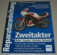 Reparaturanleitung Yamaha RD 350 / TZ 250 / 350 Wartung Pflege Reparatur NEU!