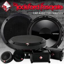 Rockford Fosgate Punch P1 P165-SE 16,5cm 2 Wege Kompo Lautsprecher Set