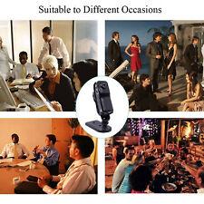 MD80 Hidden Mini Camera HD Video Audio Recorder Clip Outdoor Pocket Cam