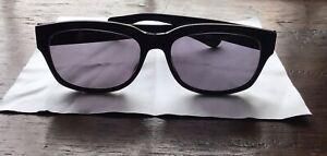 Cutler And Gross Mens Black Framed Sunglasses