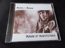 Michael C. Dragon - Dragon Of Transsylvania (SEALED NEW CD 2010) TRANSYLVANIA
