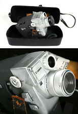 CANON MOTOR ZOOM 8 EEE MOVIE CAMERA W/ HAND GRIP AND CASE