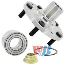 Front or Rear Wheel Hub Bearing Assembly Kit WJB WA930177K Interchage HA590533