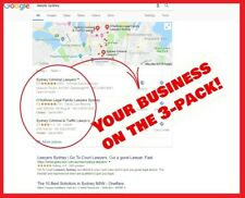 Rank on Google 3-Pack ~ 70 Map Citations for Local SEO Boost