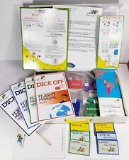 Dice Off Learn Spanish Foreign Language for Kids Games Telly Awards Atge 7+
