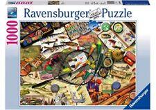 Ravensburger Maps Cardboard Puzzles