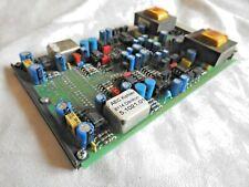 Studer AEG 2Ch Line Amplifier Transformer Balanced In &  Out Euro-Card