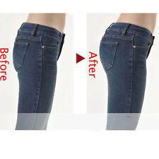 Hip up Padded Butt Enhancer Shaper Lady Panties Seamless Soft Underwear EC Black L