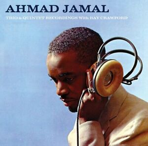 Ahmad Jamal – Trio & Quintet Recordings With Ray Crawford    new 2-cd   in seal